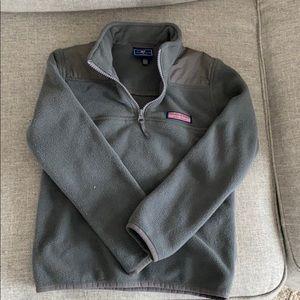 VINEYARD VINES Boys Sherpa Harbor 1//2 Zip Pullover Fleece Jacket NWT $118  3T 5